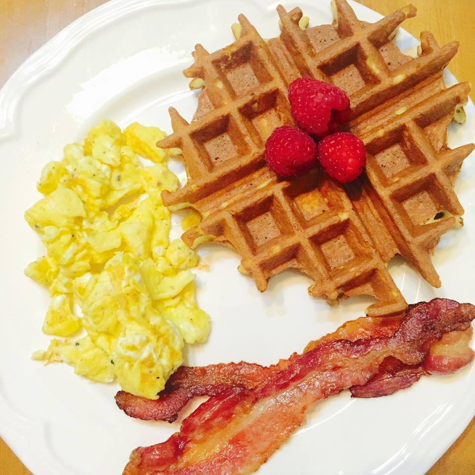 Grain-Free Waffle